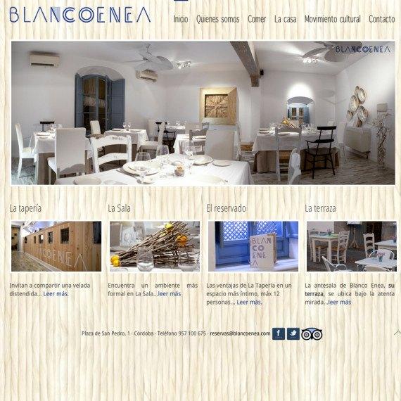Blanco Enea