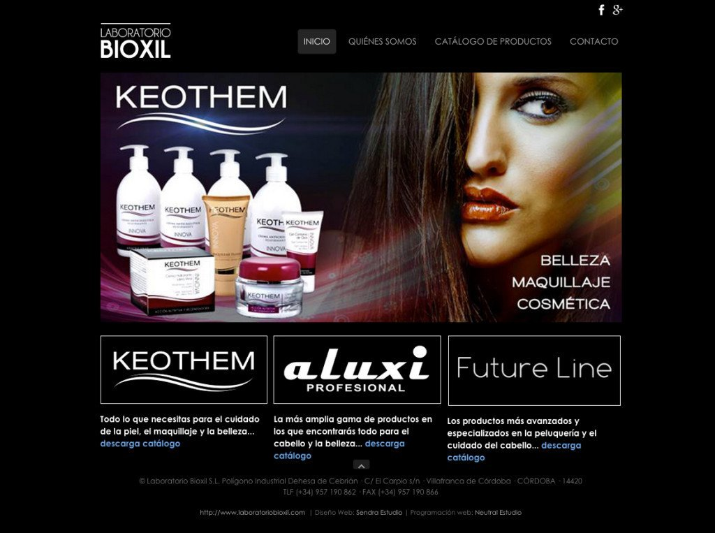 Laboratorio Bioxil